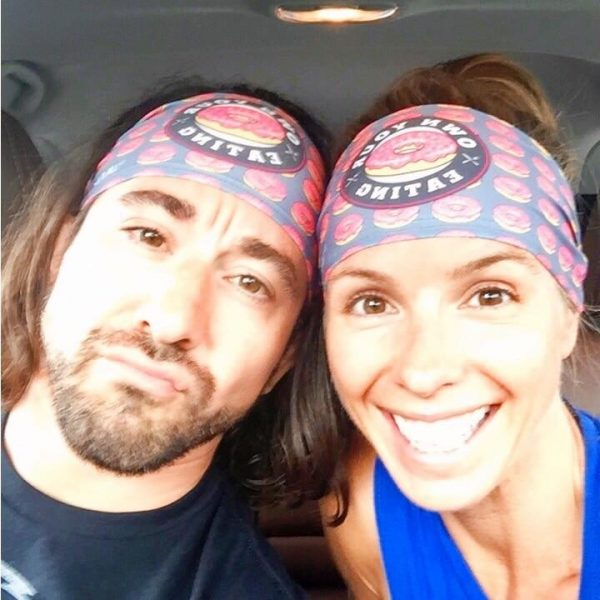 Own Your Eating Headband  - Junk Brand