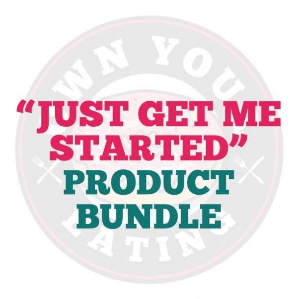 Just Get Me Started Bundle