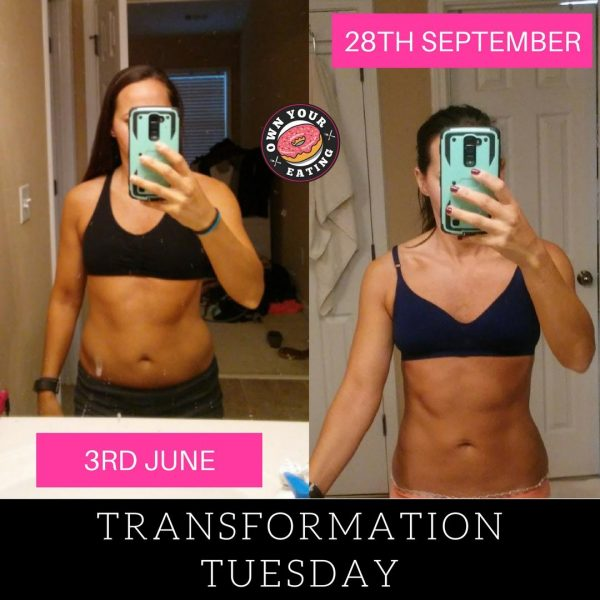Transformation Tuesday – Alyson K.