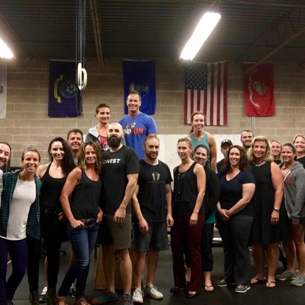 Workout of the Day – Central Bucks CrossFit