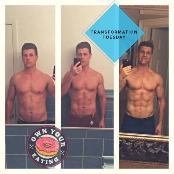 Transformation Tuesday – Keith Genco