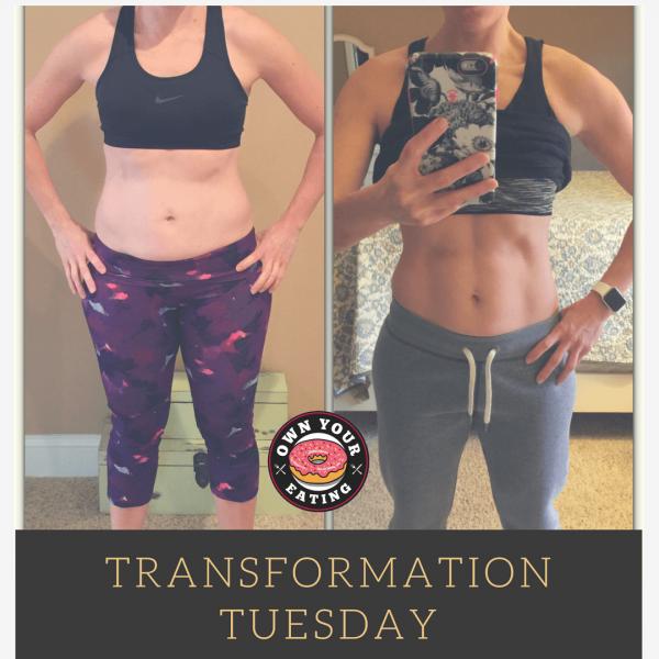 Transformation Tuesday – Melissa Russini