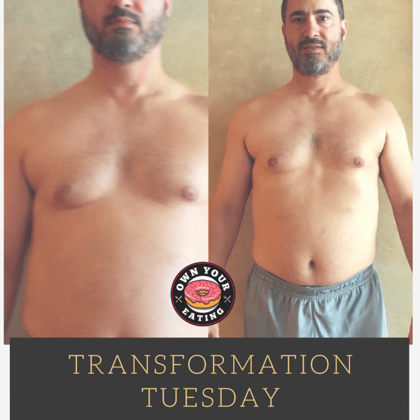 Transformation Tuesday – Todd Manno