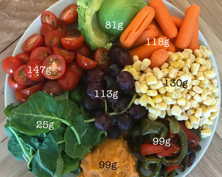 800 gram challenge