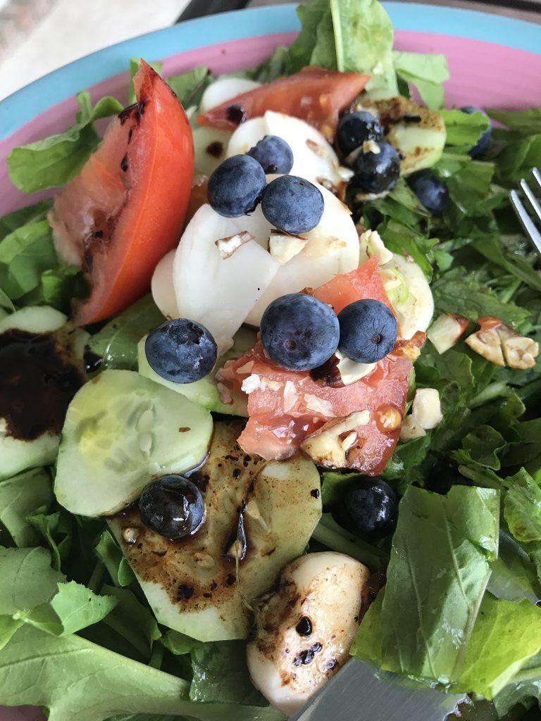 Mags Turkey Salad
