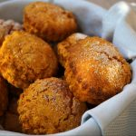 sweet potato biscuit