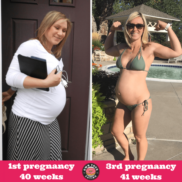 Maternity Macros – Jflo's Pregnancy Transformation