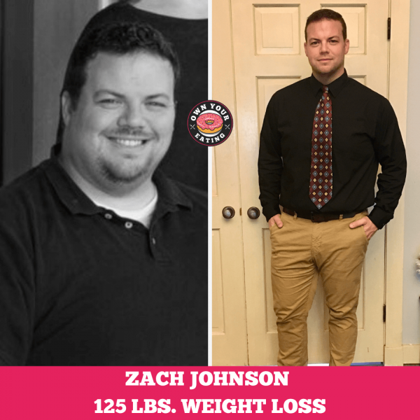 Zach Johnson – Lifestyle Transformation