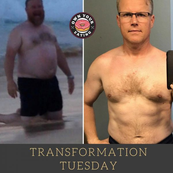 Transformation Tuesday – Bryan Larrison