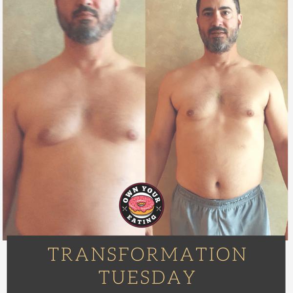 Transformation Tuesday – Todd Manno