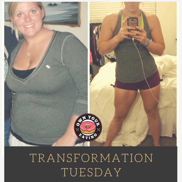Transformation Tuesday – Barbara Schreihans