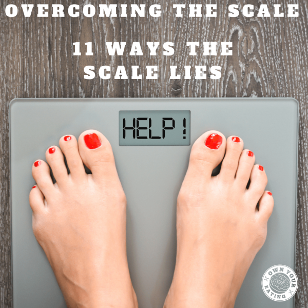 11 Ways the Scale Lies