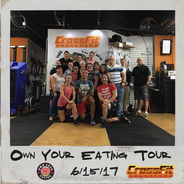 Workout of the Day – CrossFit MouseTrap