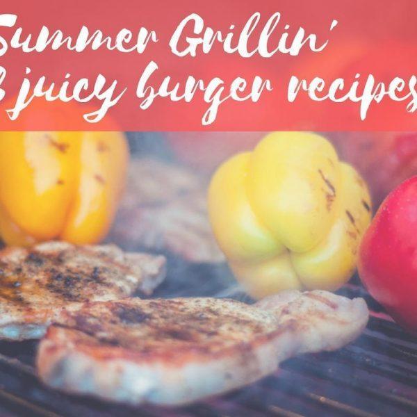3 Juicy Recipes for Homemade Hamburger Patties [Recipes]