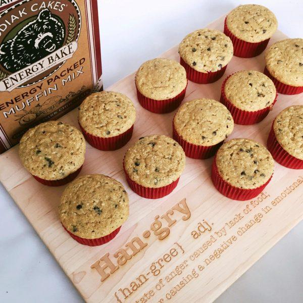 Roz's Protein Muffins [Recipe]
