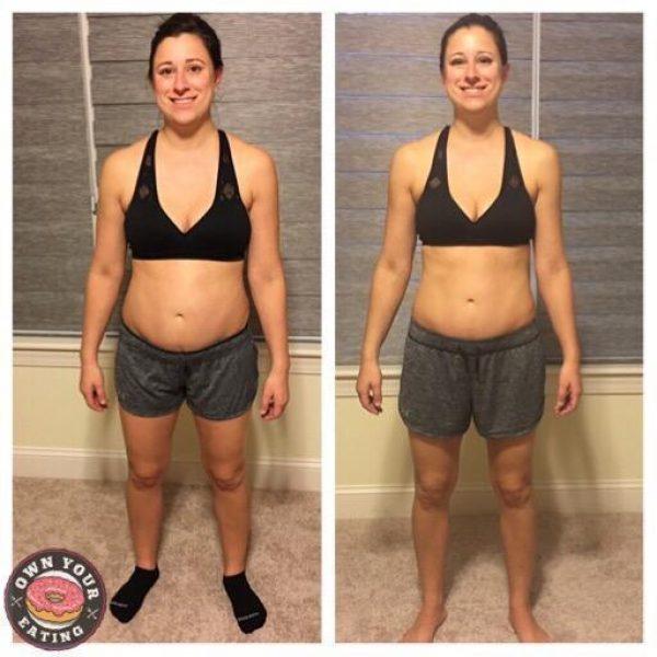 Transformation Tuesday – Rachel Murray