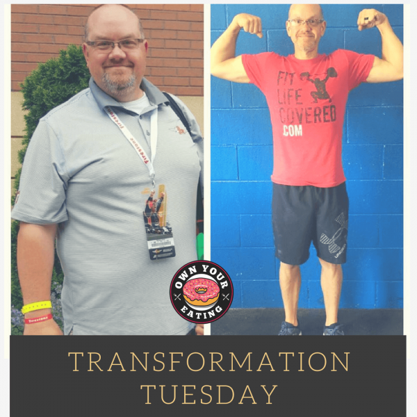 Transformation Tuesday – Greg Mattes