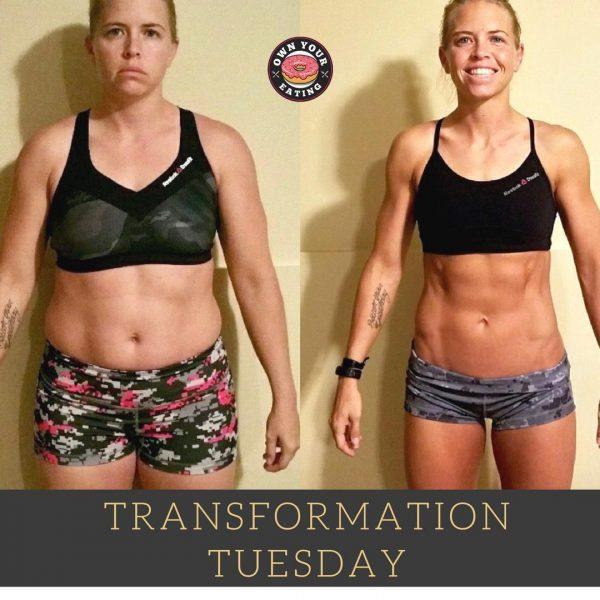 Transformation Tuesday – Ashley Drake