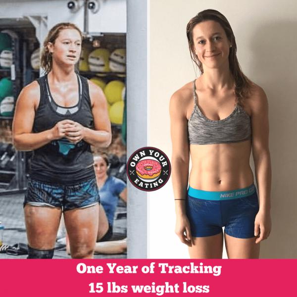 Lauren Alexander – One Year of Flexible Eating