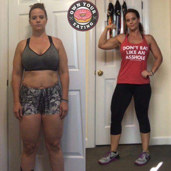 Transformation – Jenn Collins