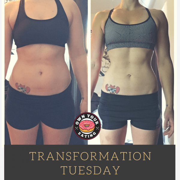 Transformation Tuesday – Susan Marie