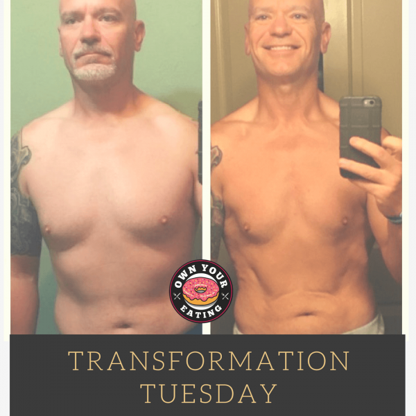 Transformation Tuesday – Larry Moss