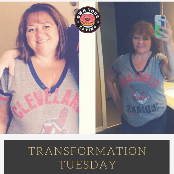 Transformation Tuesday – Cathy Lubinsky
