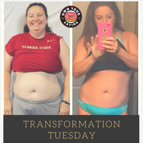 Transformation Tuesday – Shannon Hube
