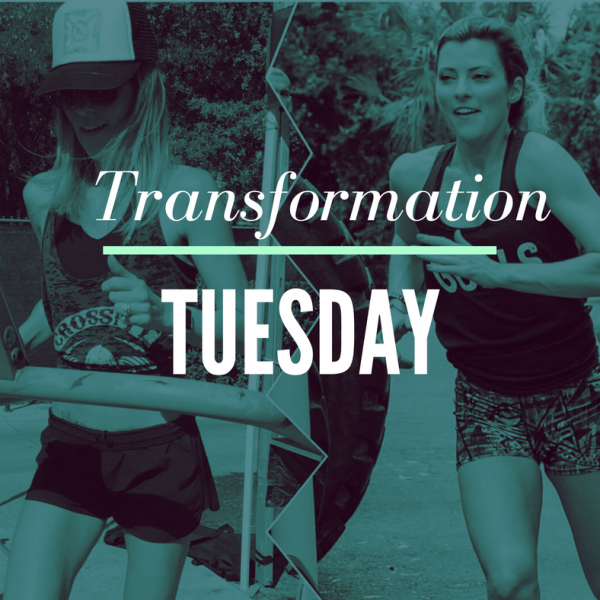 Transformation Tuesday – Stacey Dolfi