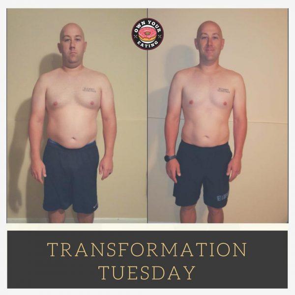 Transformation Tuesday – Justin Drake