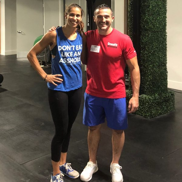 CrossFit Competitor's Course with Austin Malleolo
