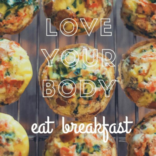 Sausage & Egg Muffins [Recipe]