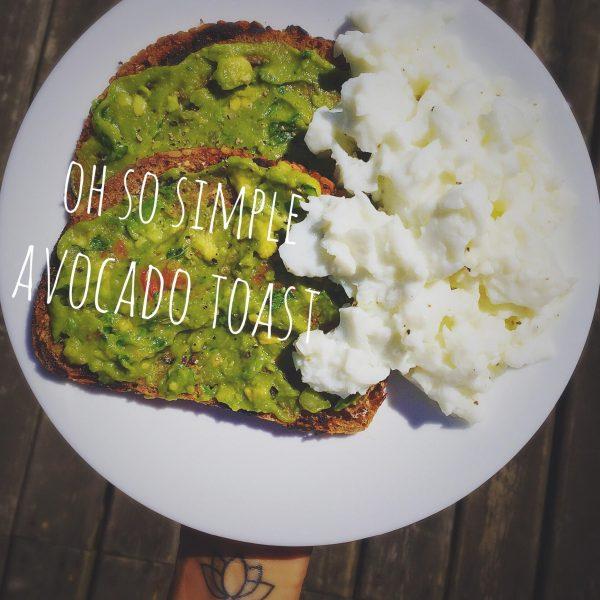 Avocado Toast [Recipe]