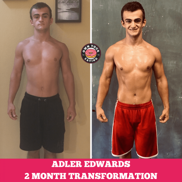 Adler Edwards – Transformation