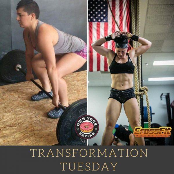 Transformation Tuesday – Rossana Conde-Colon