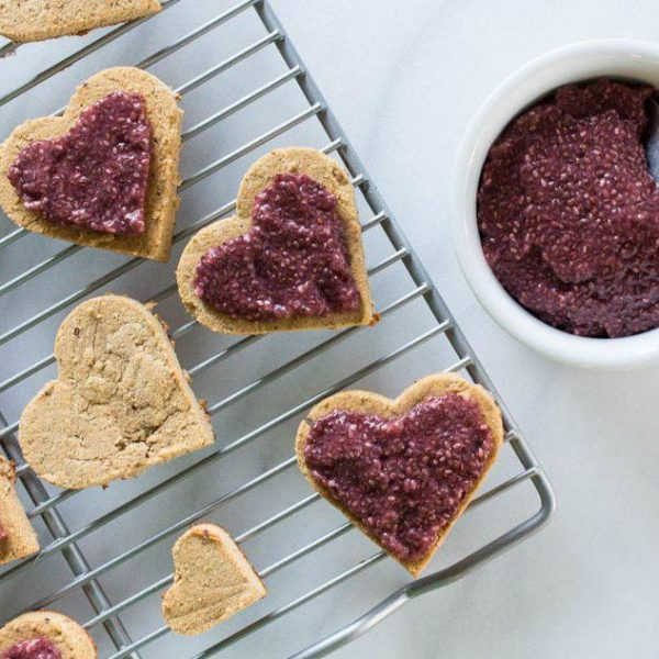 Sweetheart Valentine's Cookies [Recipe]