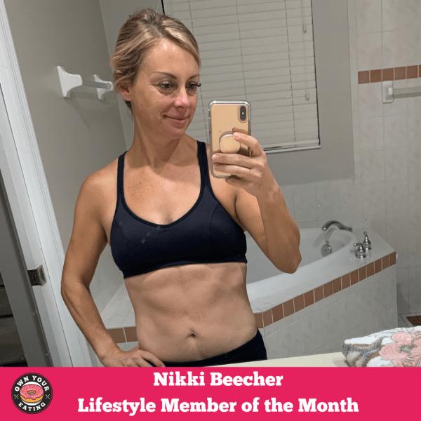 Nikki Beecher – April Lifestyle Member of the Month