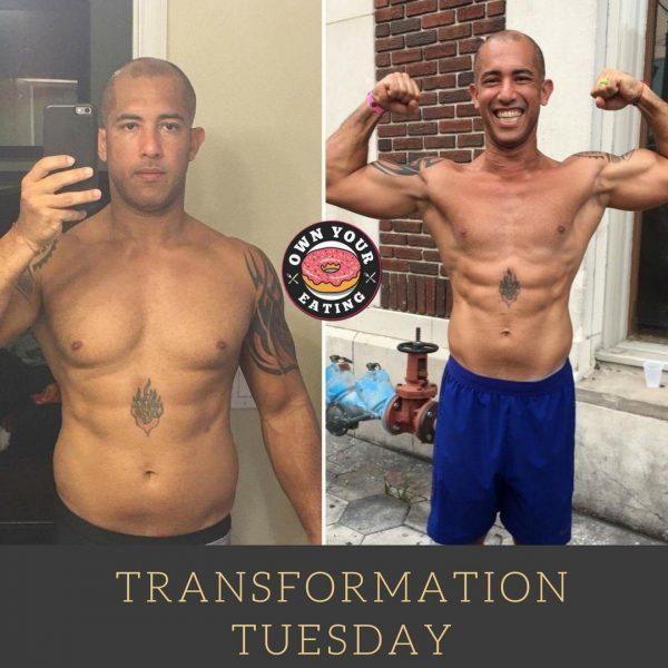Transformation Tuesday – Randy Colon