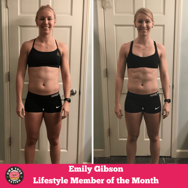 Emily Gibson – February Lifestyle Member of the Month