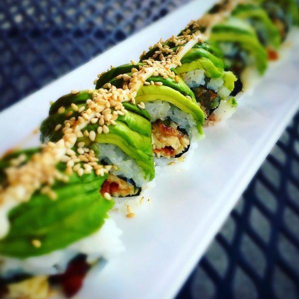 Sushi Macro Hacks – How to Track at Sushi Restaurants