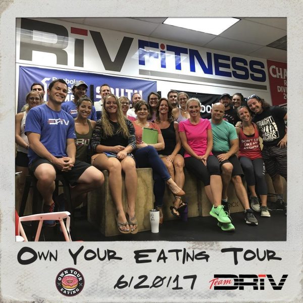 Workout of the Day – Driv Fitness CrossFit