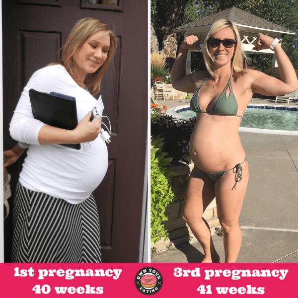 Maternity Macros – Jflo's Pregnancy Transformation
