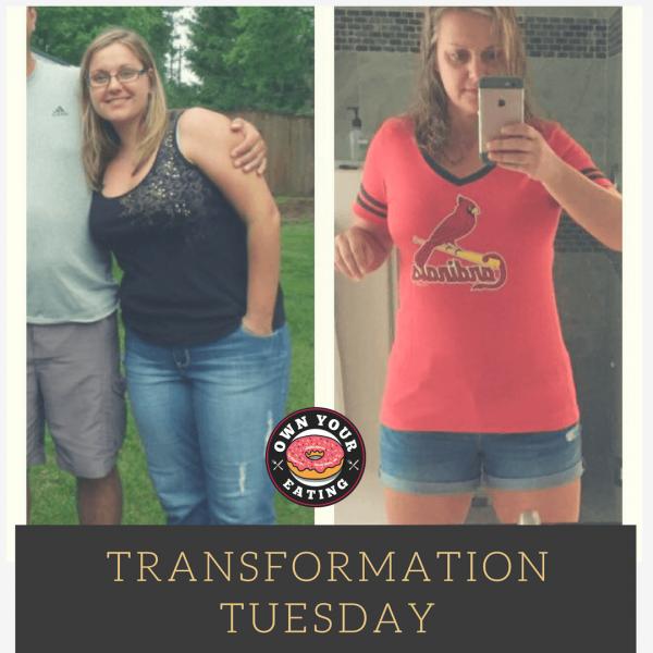 Transformation Tuesday – Heather Karnes