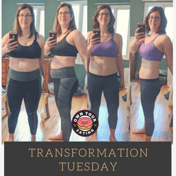 Transformation Tuesday – Abby Norton-Levering