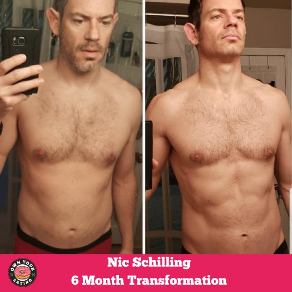 Nic Schilling – 6 Month Transformation