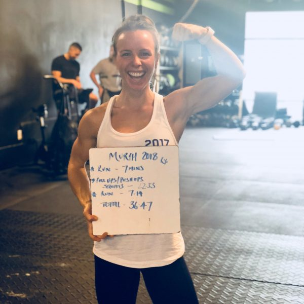 Memorial Day Murph Strategies – CrossFit Hero WOD