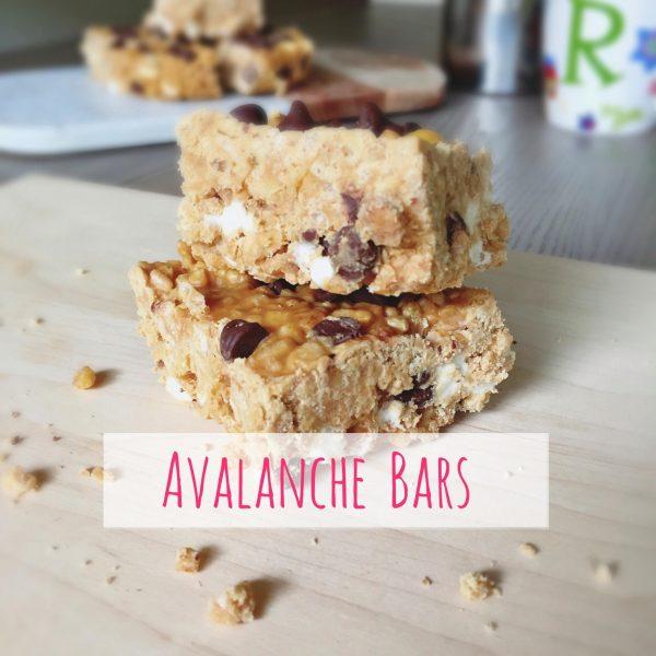 Rocky Mountain Avalanche Bars [Recipe]
