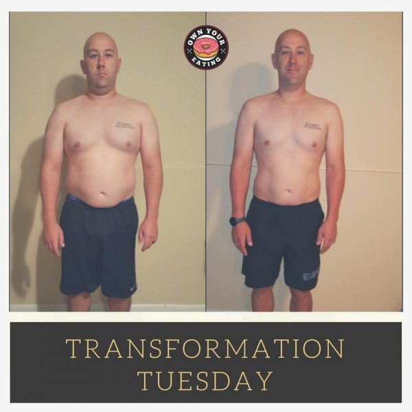 Transformation Tuesday – Justin Drake