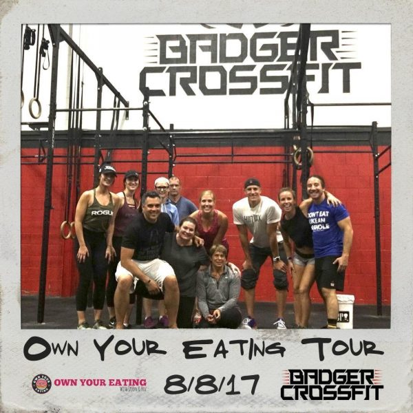 Workout of the Day – Badger CrossFit