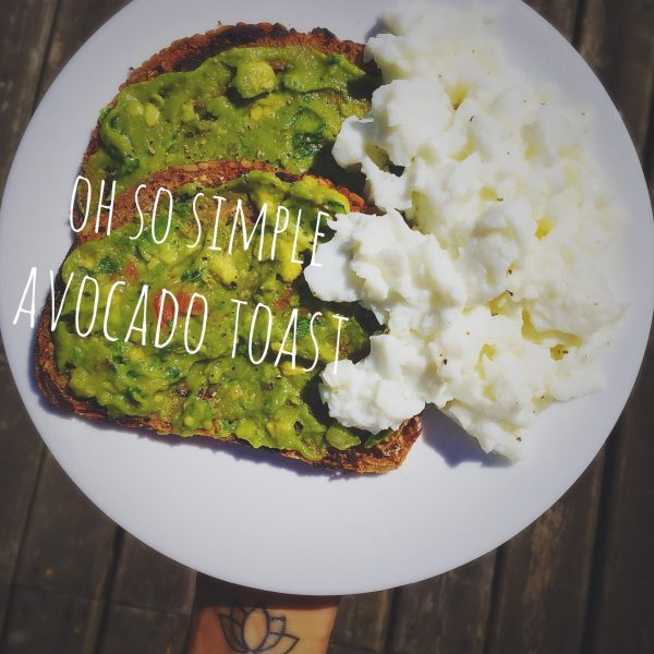 Avocado Toast [Recipe]